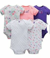 Baby girl romper short sleeve individual(carter) / per piece