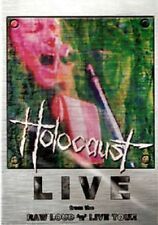 """Holocaust """"LIVE from the Raw Loud 'n' LIVE Tour"""" - DVD - NEU"""