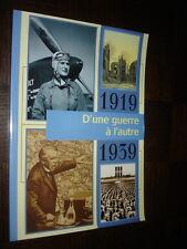 1919 - 1939 - D'UNE GUERRE A L'AUTRE