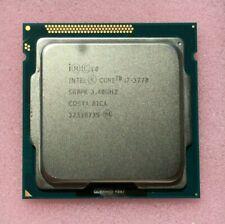 INTEL CORE i7 3770 SOCKET 1155 CPU ~ 3.4 GHZ QUAD CORE / SR0PK