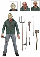 NECA Friday the 13th Action Figures