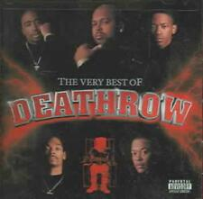 VARIOUS ARTISTS - THE VERY BEST OF DEATH ROW [PA] [DIGIPAK] [REMASTER] NEW CD