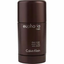 Euphoria by Calvin Klein 2.6 OZ. Deodorant For Men New Without Box