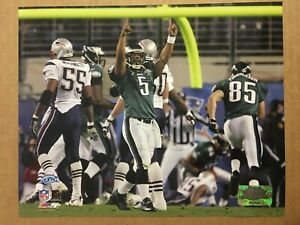 Donovan McNabb Super Bowl XXXIX Glossy 8 X 10 Photo Philadelphia Eagles