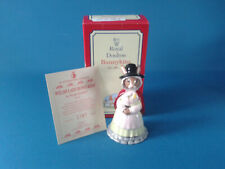Royal Doulton Bunnykins Welsh Lady DB172 Boxed with certificate