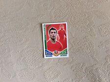 RONALDO coupe du monde 2010 Match Attax Carte