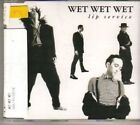 (BX127) Wet Wet Wet, Lip Service - 1992 CD
