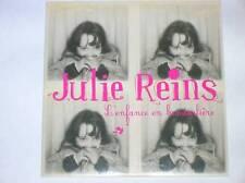 RARE CD PROMO / JULIE REINS / L'ENFANCE EN BANDOULIERE+
