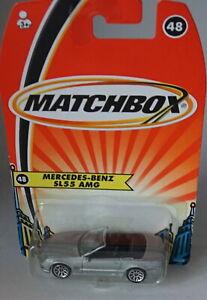 Matchbox Superfast H5849 No 48 Mercedes-Benz SL55 AMG - Still Sealed
