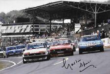Gordon Spice SIGNED  Ford Capri 3.0S  , BSCC  Brands Hatch 1982