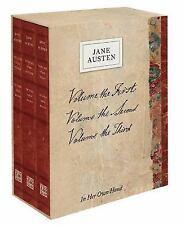 In Her Own Hand by Jane Austen (2014, Hardcover)