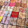 50Pc/lot Quilting Fabric Floral Cotton Cloth DIY Craft Sewing Handmade Accessory