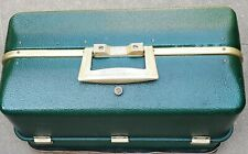 New ListingVintage Umco 2080 Upb Tackle Box Fishing Eight Trays Big Green