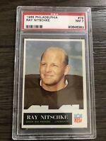 1965 Philadelphia Ray Nitschke PSA 7 #79 Green Bay Packers