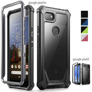 Google Pixel 3a XL 3a 3 3 XL 4XL Phone Case Poetic® Dual Layer Shockproof Cover