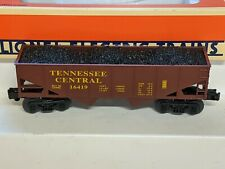 LIONEL No. 6-16419 TENNESSEE CENTRAL OPEN HOPPER CAR NEW IN BOX
