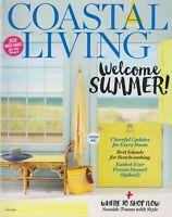 Coastal Living May 2016 Welcome Summer! Best Islands for Beachcombing (Magazine: