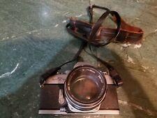 New listing Minolta Srt101 Film Slr Vintage Camera Read Untested