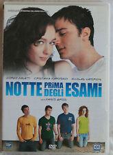NOTTE PRIMA DEGLI ESAMI - DVD N.00625