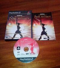 Baldur's gate dark alliance - Playstation 2 PS2  PAL boxed with manual