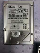 - Western Digital AC26400-00rt 6GB ATA/IDE Hard Drive @@@