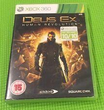 Deus Ex: Human Revolution (Microsoft Xbox 360) Free UK Post - PAL