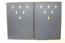 1893 2 Volume Set WOMAN IN FRANCE DURING THE 18th CENTURY *Famous Women
