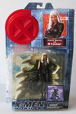 MARVEL X-Men The Movie Halle Berry STORM Action Figure+Light Up Lightning Base