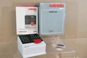 MARKLIN MäRKLIN 6021 DIGITAL CONTROL UNIT MINT BOXED oa