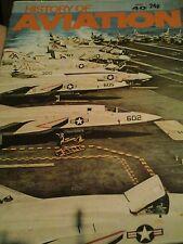 History of Aviation magazine. Issue 40.  1971.