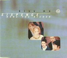 CD Maxi-Sixpence None the Richer-Kiss Me - #a2219