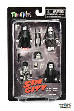 Sin City Minimates Series 3 The Big, Fat Kill Box Set