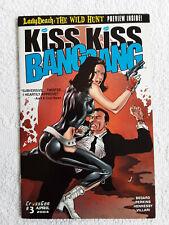 KISS KISS BANG BANG, Issue #3, (CrossGen 2004) 1st Printing VF