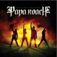 Papa Roach : Time for Annihilation... On the Record and On the Road CD Limited