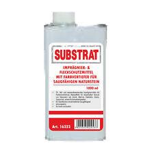 Substrat Imprägnier & Fleckschutzmittel Farbvertiefer für saugf. Naturstein 1L