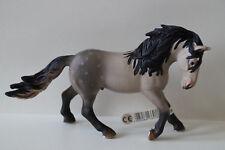 Schleich 13607 Andalusier Hengst grau grew Pferd Pferde horse NEU new