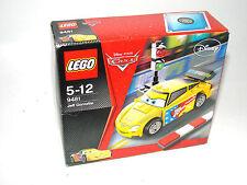 LEGO ® CARS 9481 JEFF GORVETTE NUOVO OVP NEW MISB NRFB