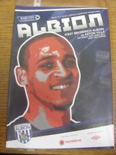 30/04/2011 West Bromwich Albion v Aston Villa  . Thank you for viewing this item