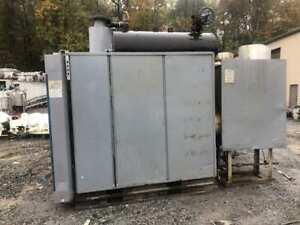Miura LX-200 Boiler 8,300,000 BTU/HR Industrial Steam Boiler