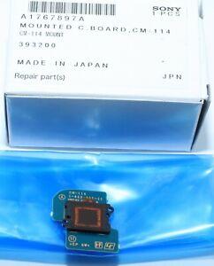 NEW SONY Camera image sensor CM-114 A1767-897-A
