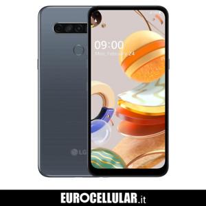 LG K61 128GB Display 6.5'' Batteria 4000mAh - Grigio Titan