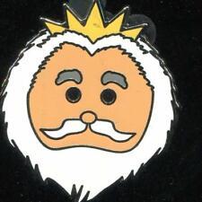 Tsum Tsum Mystery Series 4 King Triton Disney Pin 123205