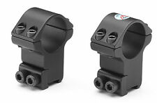 SPORTSMATCH  HTO7C Two Piece Double Screw SCOPE MOUNTS for 9.5-11.5 mm dovetails