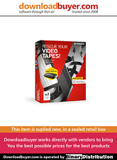 MAGIX Rescue Your Videotapes Version 9 - [Boxed]
