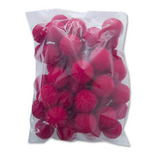 1.5 inch Super Soft Sponge Balls (Red) Bag of 50 from Magic by Gosh + Murrphy's