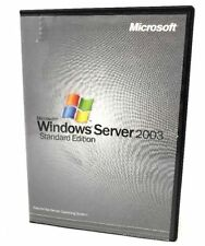 Microsoft Windows Small Business Server 2003 Standard Edition M6b -6 disk set