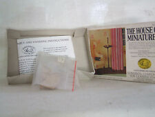 """House of Miniatures #40013 1""""/1' Queen Anne Candle Stand KIT"""
