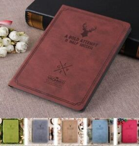 Retro Style PU Leather Stand Book Case Cover For Apple iPad Air2/Air/mini/Pro9.7