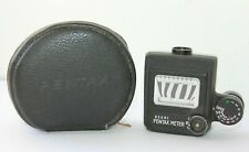 Asahi Pentax Cds Clip-on Square Dial Exposure Camera Light meter. Model II
