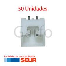 50X Conector Macho 2 PINES XH